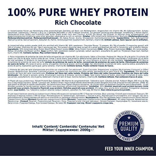 photo Wallpaper of Multipower-Multipower New 100% Pure Whey Chocolate Concentrado De Suero   2000-