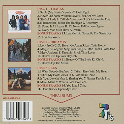 photo Wallpaper of 7TS-The Albums (3cd Box Set)-