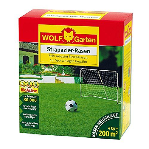 photo Wallpaper of WOLF-Garten-WOLF Garten Strapazier Rasen LJ 200; 3821050-Rot