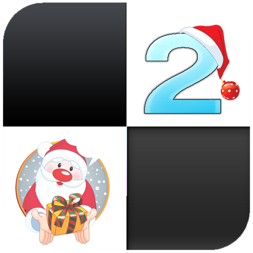 photo Wallpaper of HiGe-Apps-Piano Tiles Christmas 2-