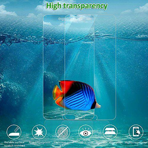 photo Wallpaper of CRXOOX-Schutzfolie Für Huawei P10, [2 Stück] CRXOOX Gehärtetem Glas Displayschutzfolie Panzerglasfolie Huawei P10, Klar-durchsichtig