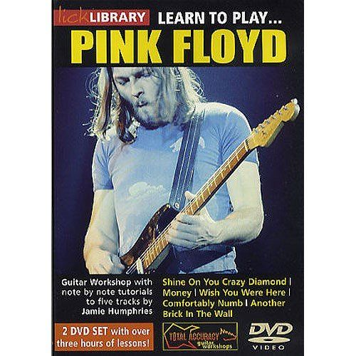 photo Wallpaper of Roadrock International-Lick Library: Learn To Play Pink Floyd. Für Gitarre-