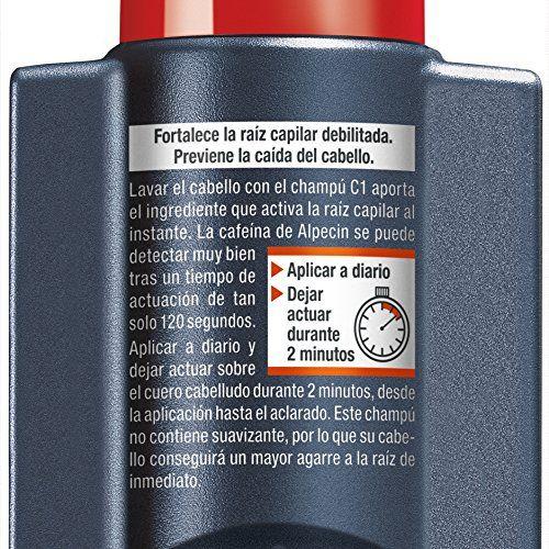 photo Wallpaper of Alpecin-Alpecin Champú Cafeína C1, Champú Anticaída   2 X 250ml = 500ml-