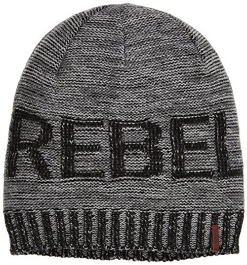 photo Wallpaper of Barts-Barts Rebel Beanie 250 Anthrazit   55-Anthrazit