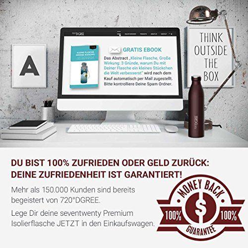 photo Wallpaper of 720°DGREE-Edelstahl Trinkflasche
