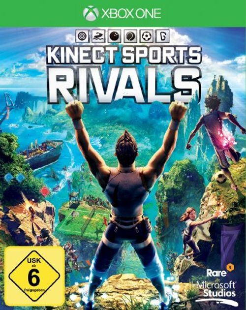 photo Wallpaper of Microsoft-Kinect Sports Rivals   [Xbox One]-