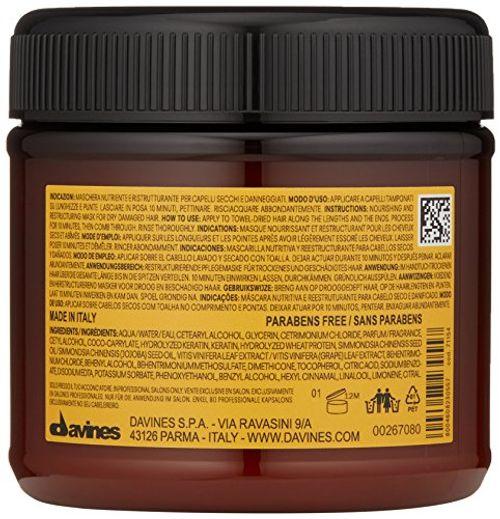 photo Wallpaper of Davines-Davines Naturaltech Nourishing Hair Building Pak 250 Ml-