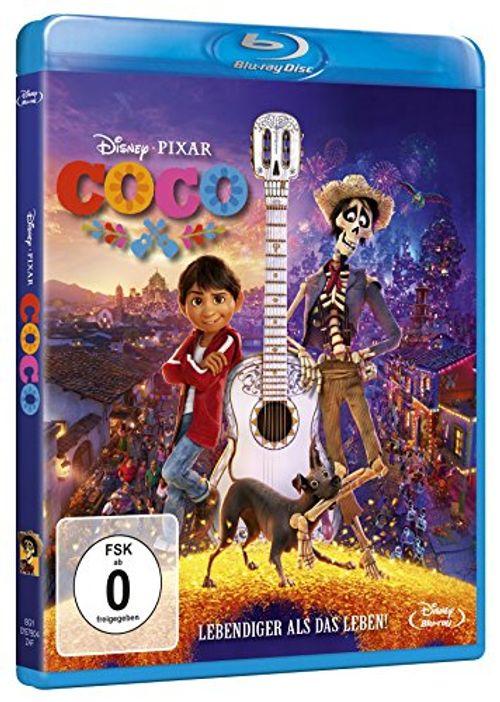 photo Wallpaper of Walt Disney-Coco [Blu Ray]-