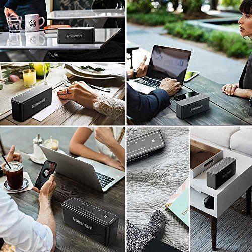 photo Wallpaper of Tronsmart-Bluetooth Lautsprecher, Tronsmart Mega 40W Tragbarer Musikbox, Kabelloser Lautsprecher Mit-Schwarz