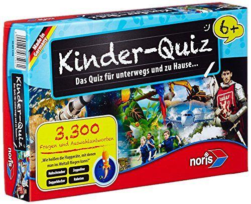 photo Wallpaper of noris-Noris Spiele 606013596   Kinderquiz Ab 6 Jahren Kinderspiel-