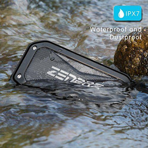 photo Wallpaper of ZENBRE-Bluetooth Lautsprecher, ZENBRE D5 Bluetooth 4.1 IPX7 Lautsprecher, 40 Stunden-Schwarz