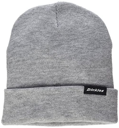 photo Wallpaper of Dickies-Dickies Herren Ohrenschützer Streetwear Cap Alaska Grau (Grey Melange) One-Grau (Grey Melange Gym)