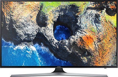photo Wallpaper of Samsung-Samsung MU6199 147cm (58 Zoll) Fernseher (Ultra HD, HDR, Triple Tuner,-Schwarz