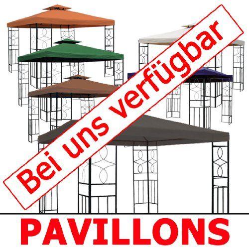 photo Wallpaper of habeig-Pavillon Seitenteile ANTHRAZIT Mit Fenster & Reißverschluß An JEDER Seite-Grau
