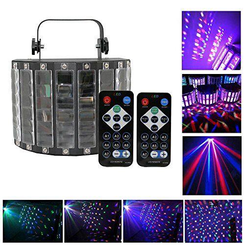 photo Wallpaper of Top-Uking-Top Uking Lichteffekte Disco Lampe Discolicht Partylicht Beleuchtung Partybeleuchtung Mit Fernbedienung Für Party Bar-30w
