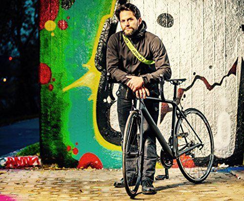 photo Wallpaper of all lemon- Fahrradschloss Mit Zahlencode Und Extra Starker Kette: ALL LEMON  -Neongrün
