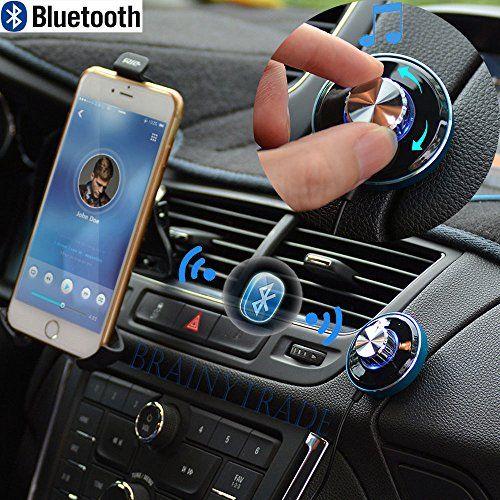 photo Wallpaper of LeaningTech-LeaningTech Mini Bluetooth 4.0 Wireless Dratlos Musik Receiver Empfänger 3.5mm Adapter Freihändige Auto-