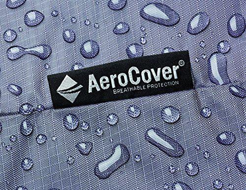 photo Wallpaper of AeroCover-Atmungsaktive, Frostbeständige Und Wasserdichte AeroCover Schutzhülle In Anthrazit Für Lounge Möbel, In Praktischer Tragetasche,-