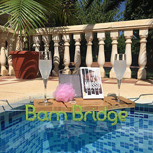 photo Wallpaper of BamBridge-✮ BamBridge ✮ La Mejor Bandeja Para Bañera Hecha De-madera