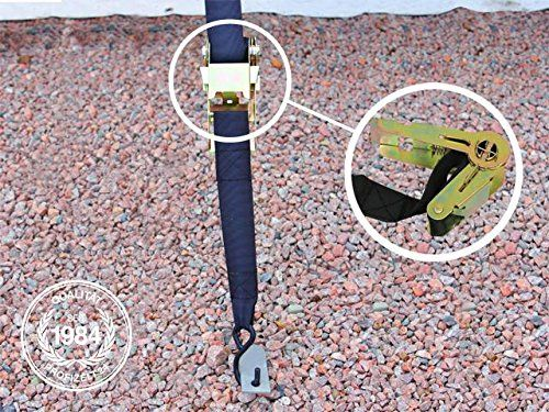 photo Wallpaper of TOOLPORT-TOOLPORT Sturmsicherung Lagerzelt Partyzelt 20 M Mit Betonankern   Zusätzliche Sicherheit,-