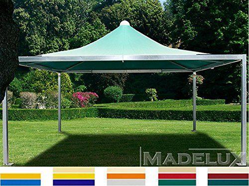 photo Wallpaper of -Pavillon Abdeckung 3x3m STAR PVC 650g RESISTANT 100Km/h Fahrzeugüberdachung Baldachin Marktstand Zeltgarage-