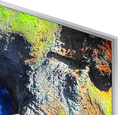 photo Wallpaper of Samsung-Samsung MU6409 123 Cm (49 Zoll) Fernseher (Ultra HD, HDR, Triple Tuner,-Silber