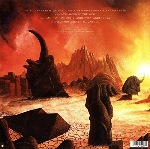 photo Wallpaper of REPRISE-Emperor Of Sand [Vinyl LP]-