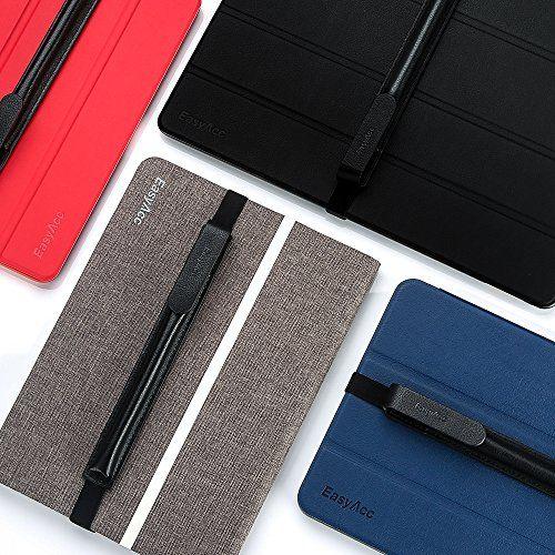 photo Wallpaper of EasyAcc-Halter Für Samsung Pen Und Apple Pen   EasyAcc Premium PU Leder Bleistift-Schwarz