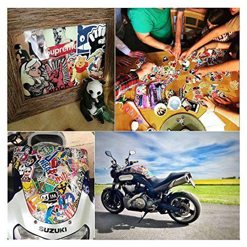 photo Wallpaper of Supower-Aufkleber Bombe Graffiti Aufkleber Pack 200 Stück Wasserdicht Vinyl Aufkleber Für-