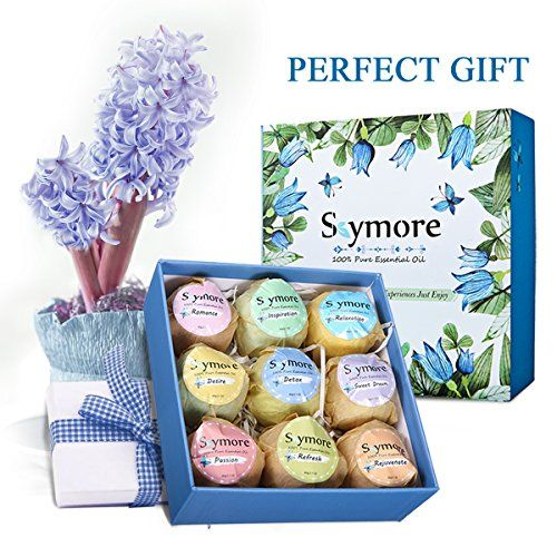 photo Wallpaper of Skymore-Skymore Bombas De Baño Con Aceites Esenciales, Regalo De San Valentín, 9-