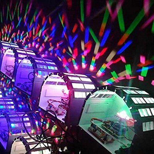 photo Wallpaper of Top-Uking-Top Uking Lichteffekte Disco Lampe Discolicht Partylicht Beleuchtung Partybeleuchtung Mit Fernbedienung Für-30w