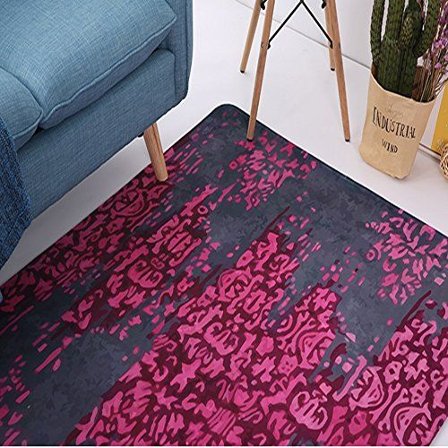 photo Wallpaper of Carpet..A-ASL Rechteckiger Teppich, Breathable Thin Carpet Schlafzimmer Bedside Rug Table Stuhl Matte Doormat Office-#4