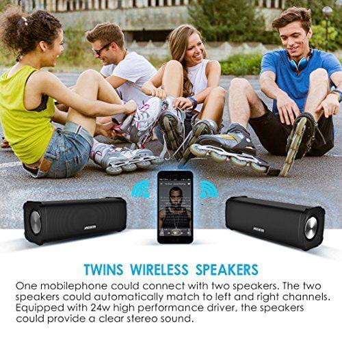 photo Wallpaper of LX7-Bluetooth Lautsprecher TWS2 LX7 Zwei Musik Boxen Kabellose Tragbarer Lautsprecher Mit AUX Kabel Mini-Zwei Wasserdicht
