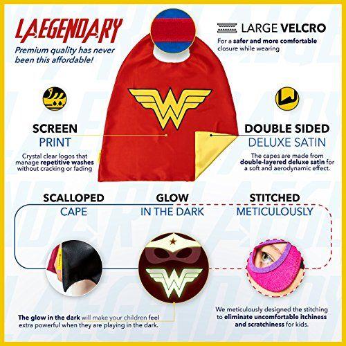 photo Wallpaper of LAEGENDARY-LAEGENDARY Disfraces De Superhéroes Para Niños   Regalos De Cumpleaños Para Niños-