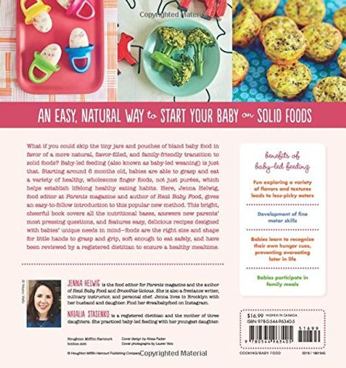 photo Wallpaper of -Baby Led Feeding: A Natural Way To Raise Happy, Independent Eaters-
