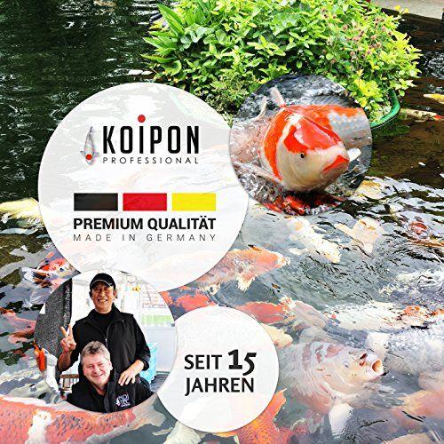 photo Wallpaper of KOIPON-Algenvernichter (0,5 L) Für Kristallklares Wasser Im Teich   Gegen Fadenalgen-