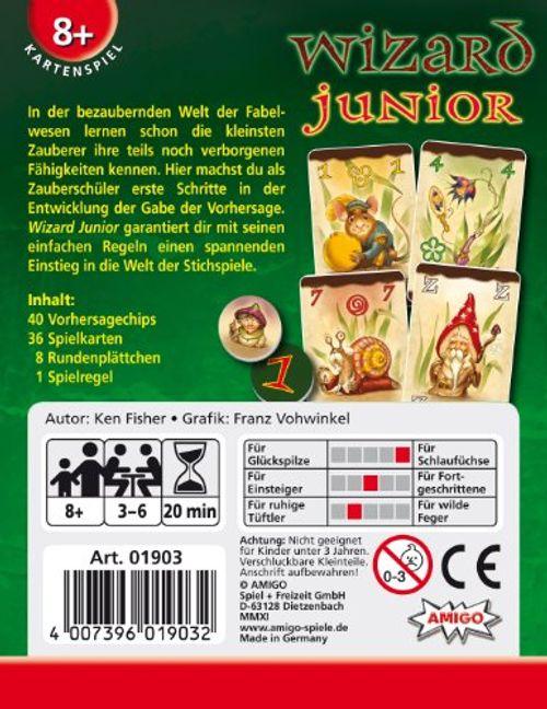 photo Wallpaper of Amigo Spiel + Freizeit-Amigo 01903   Wizard Junior-