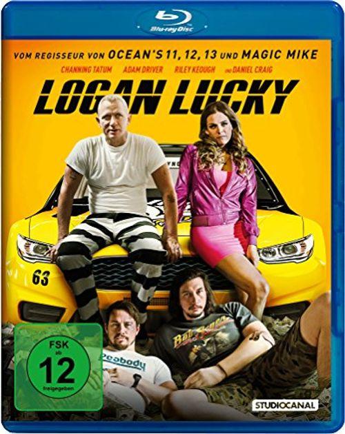 photo Wallpaper of StudioCanal-Logan Lucky [Blu Ray]-