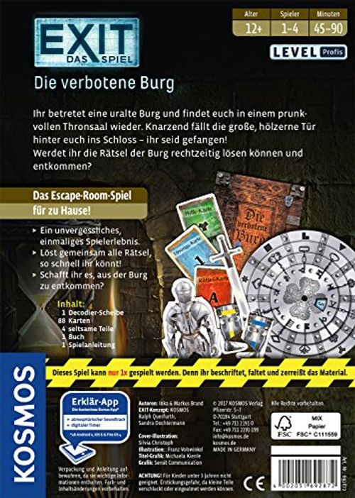 photo Wallpaper of Kosmos-KOSMOS Spiele 692872   EXIT   Das Spiel   Die-Bunt