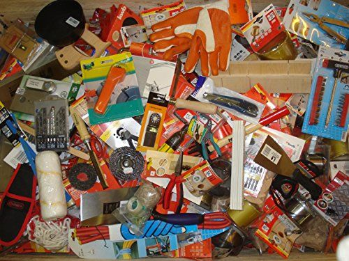 photo Wallpaper of -Posten 1 Kilogramm Werkzeug Zubehör Baumarkt Sonderposten-