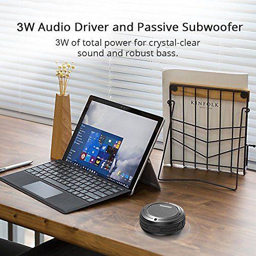 photo Wallpaper of Tronsmart-Bluetooth Lautsprecher Wasserdicht,Tronsmart Element T4 Bluetooth 4.2 Wirless Speaker Tragbar-Grau