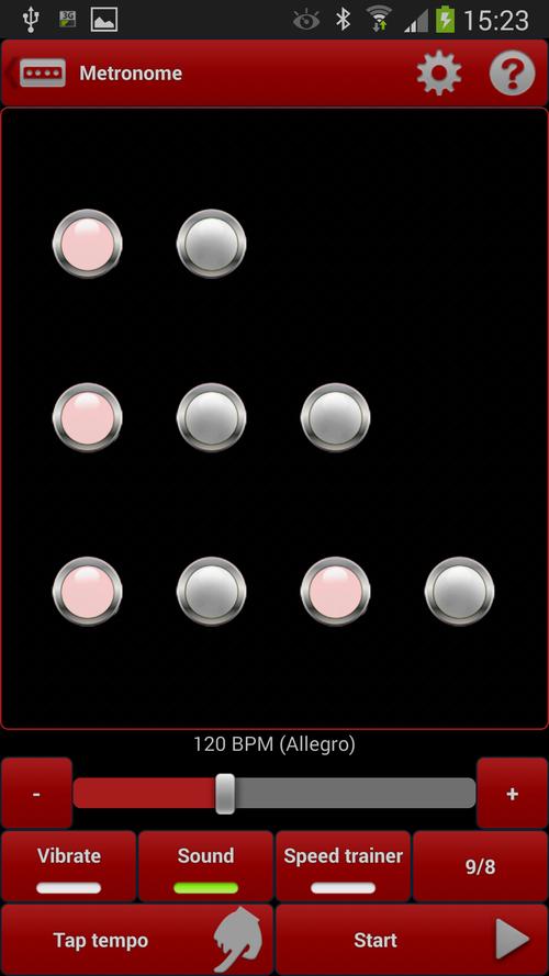 photo Wallpaper of eTroop-Smart Chord & Tools (Skalen, Tuner, Metronom, Gehörtraining Und Mehr Für-