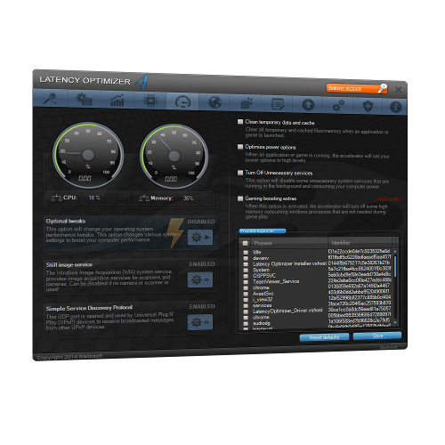 photo Wallpaper of Badosoft-Spiele Beschleuniger   Latency Optimizer [Download]-