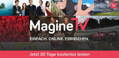 photo Wallpaper of Magine-Magine TV   Live Fernsehen-