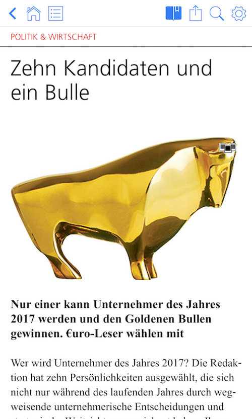 photo Wallpaper of Finanzen Verlag GmbH-Euro Digital-