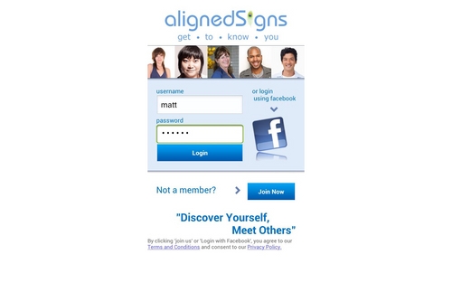 photo Wallpaper of Aligned Signs-ALIGNED SIGNS:GET TO KNOW YOU-