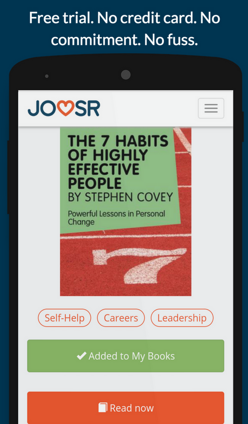 photo Wallpaper of Joosr Ltd-Joosr Book Summaries – The New Way To Learn-