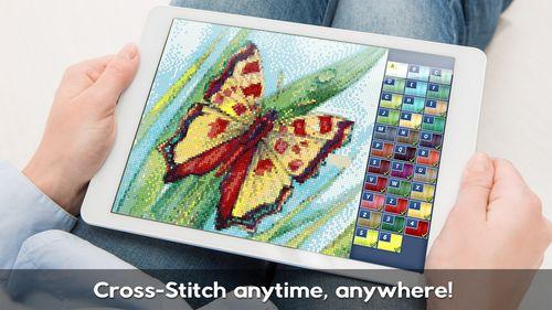 photo Wallpaper of Inertia Game Studios-Cross Stitch World-