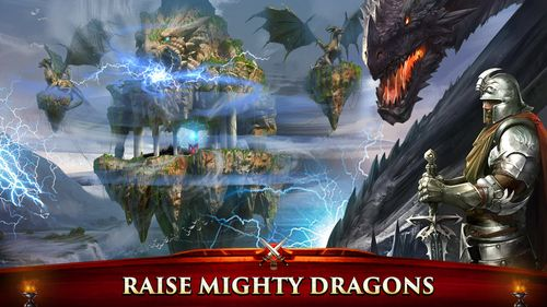 photo Wallpaper of Funplus Game-King Of Avalon: Dragon Warfare-