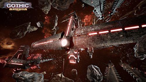 photo Wallpaper of Focus Home Interactive-Battlefleet Gothic Armada   Das Sternenreich Der Tau DLC [PC Code -